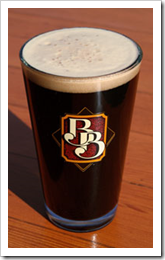 image of Boundary Bay's Dry Irish Stout courtesy of their website, click on the photo for more details