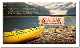 image of Alaskan Brewing Co.'s ad courtesy of Tizley's Europub