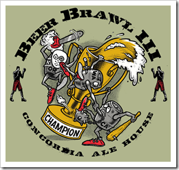 image of Beer Brawl III courtesy of Concordia Alehouse