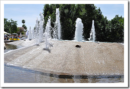 image Fountains at Great Arizona Picnic courtesy of our Flickr page
