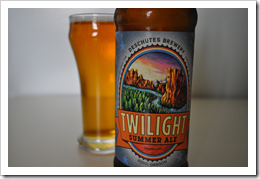 image of Deschutes Twilight Summer Ale courtesy of our Flickr page