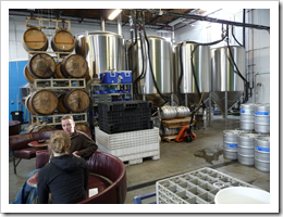 image Review of Fremont Brewing, Seattle, WA courtesy of Dor & Bob's Flickr page