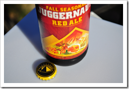 image of Pyramid Juggernaut Red Ale courtesy of our Flickr page