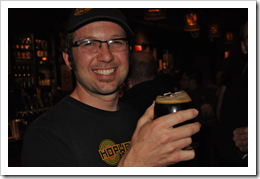 image of head brewer and HUB's owner Christian Ettinger courtesy of our Flickr page