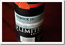 image of Redhook's Eisbock 28 courtesy of our Flickr page