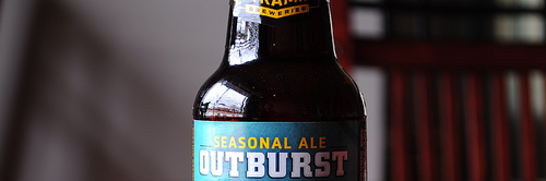 image of Pyramid Ales' Outburst Imperial India Pale Ale courtesy of our Flickr page