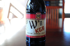 image of W'11 KGB as seen through the glass, courtesy of our Flickr page