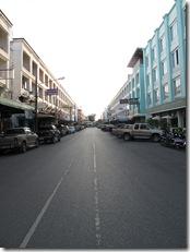 Krabi Town Streets