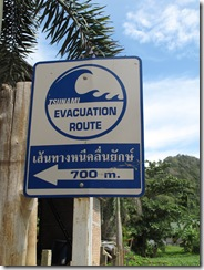Koh Lanta Tsunam Sign2