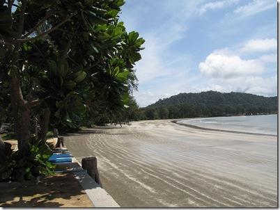 KAw Kwang Beach Low Tide