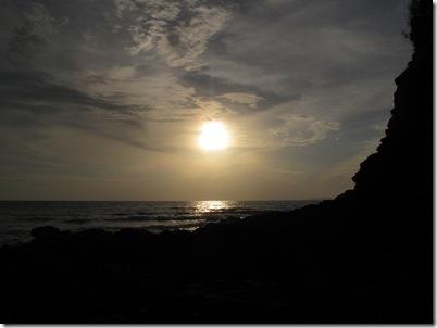Sun Setting Lanta
