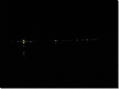 Klong Dao Beach Night