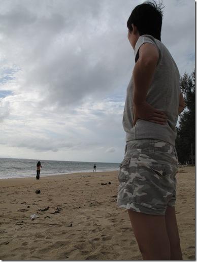 Phra Ae Beach Quietness