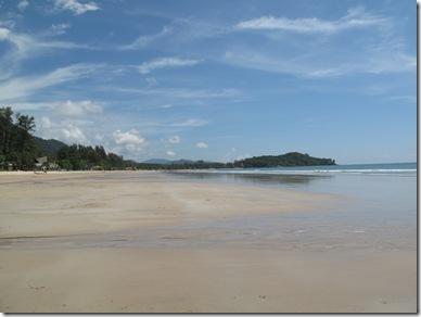 Deserted kaw kwang Beach