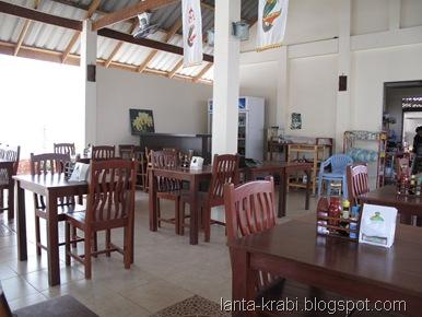 Khao Lak Empty Restruant
