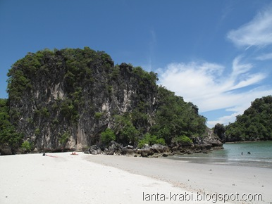 Nopparat Thara Secret Beach