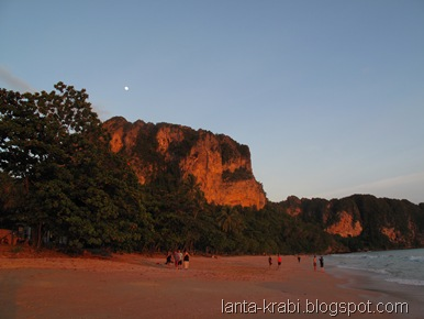 South Ao Nang Beach