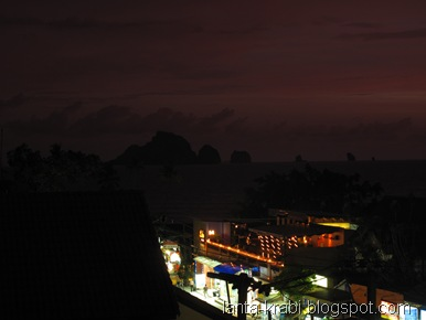 Islands Sunset Ao Nang