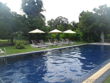 Pool at Nai Yang Beach Resort