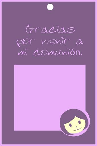 tarjetas para recuerdos de primera comunion cards memories of first