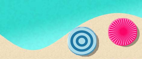 playa, arena, mar, sombrillas, beach, sand, sea, umbrellas