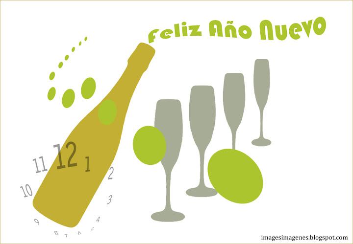 felicitacion de año nuevo para descargar