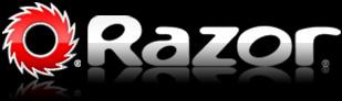 Razor Logo | Car Interior Design