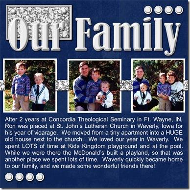 Caleb 64 Waverly family