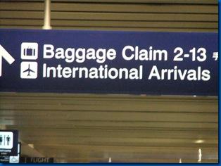 Baggage Claim 012