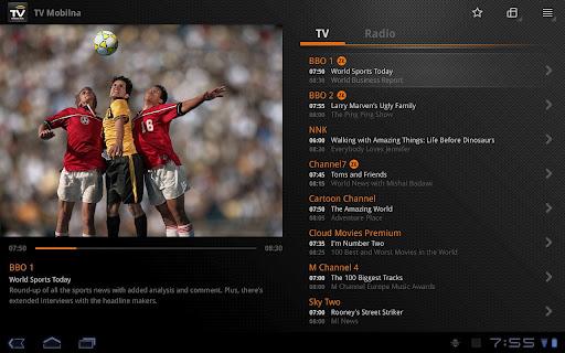 TV Mobilna M-T 5000 Tablet