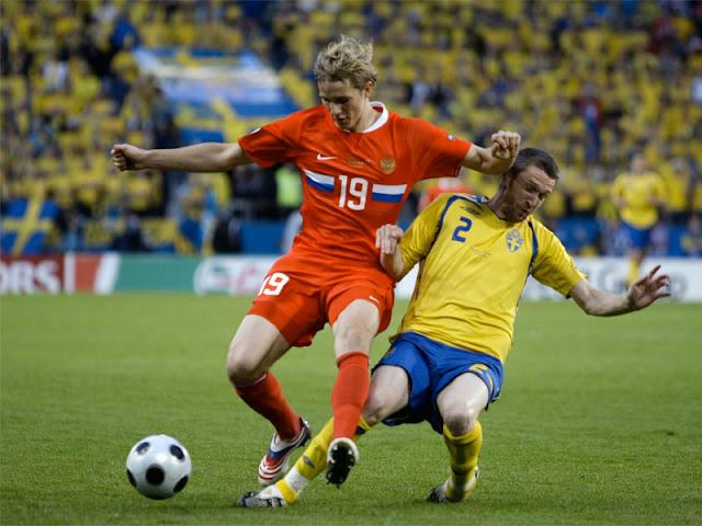 Отбор на Евро-2016. Швеция - Россия 1-1. Онлайн обсуждение матча.