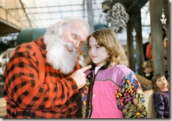 1991 12 Elinor has a chat with the Bachman's Santa