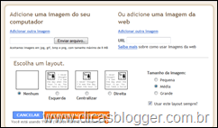 upload com editor antigo