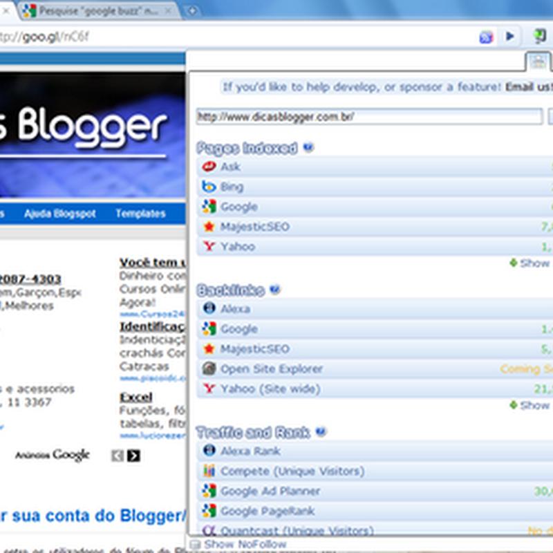 Extensões para o Google Chrome