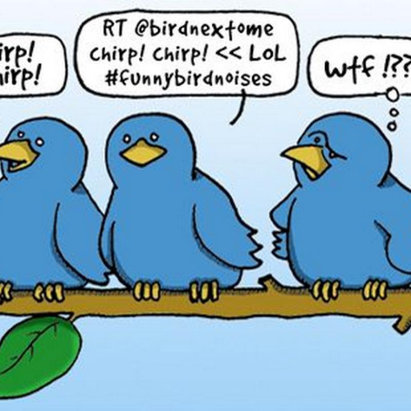 Usando o Twitter para o seu blog