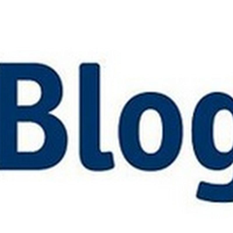 Canais de comunicação com o Blogger