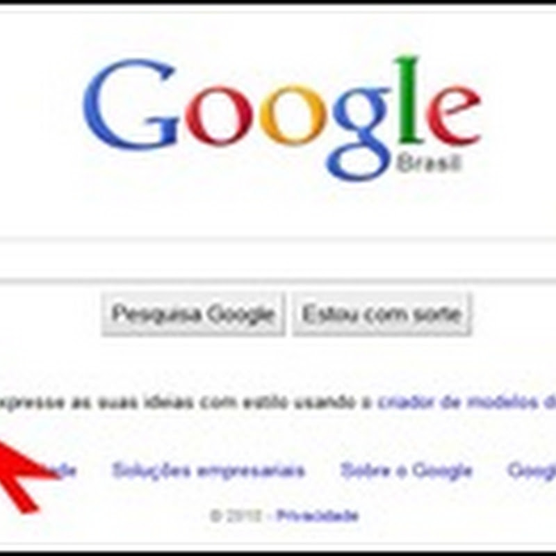 Google incentiva o uso do Blogger