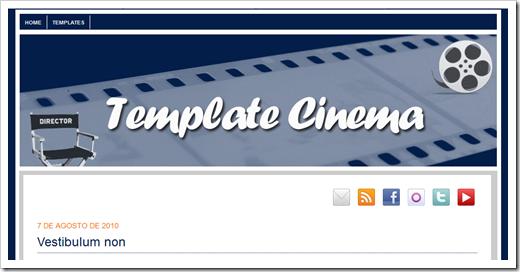 Template Cinema