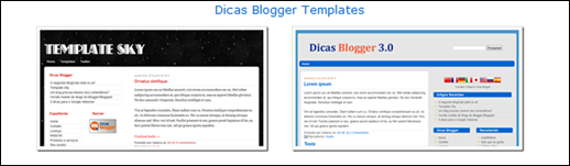 DB templates
