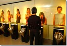 WC imbarazzante
