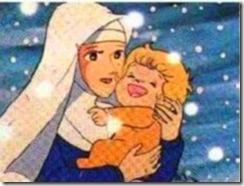 Baby-Candy e Suor Maria