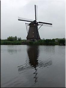 Molido de Kinderdijk