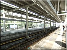 Estación de Metro Amstel-Amsterdam