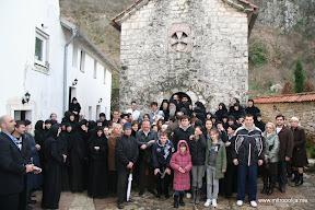 Fotografije sa slave Sv. arhidjakona i prvomucenika Stefana u manastiru Duljevo