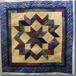 Mary - Star Quilt
