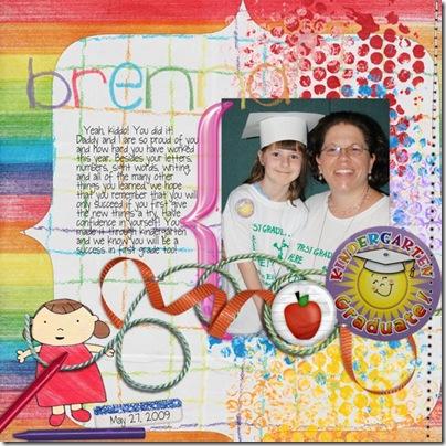 Brenna_KindergartenGraduate