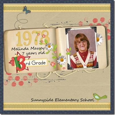 Melinda_3rdGrade1978