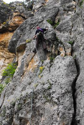escalada la Basarbovo