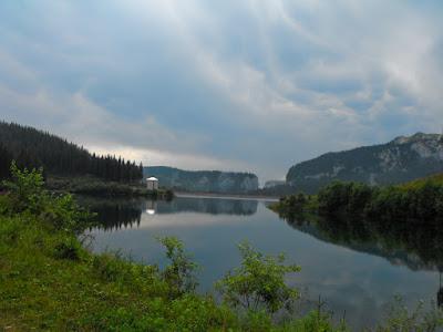 Bucegii in August (Sinaia-Zanoaga-Bolboci-Pestera Ialomitei-Babele-Busteni)