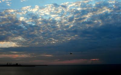 2 mai. marea. rasarit de soare